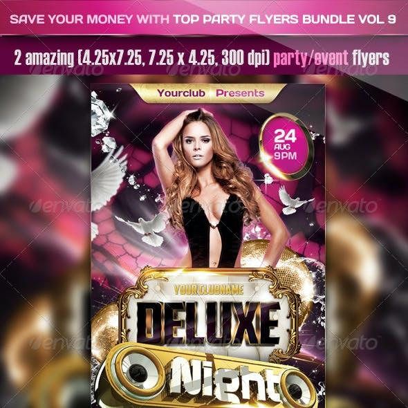Top Flyer Bundle Vol9