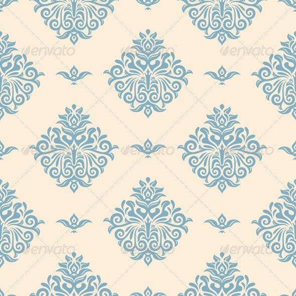 Seamless Wallpaper Pattern - Patterns Decorative