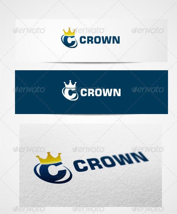 Logo Crown Templates - Letters Logo Templates