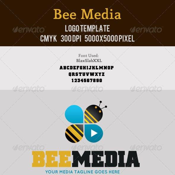 Bee Media Logo