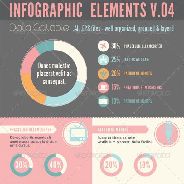 Infographic Elements V.04
