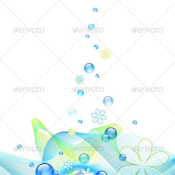 Bubbly Background