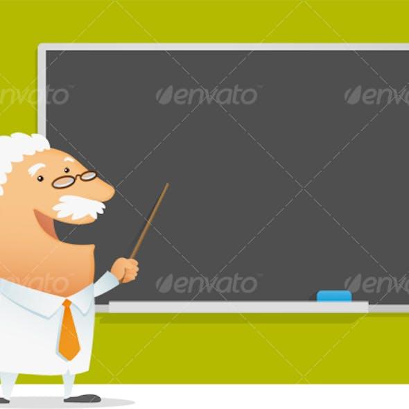 Professor presentation