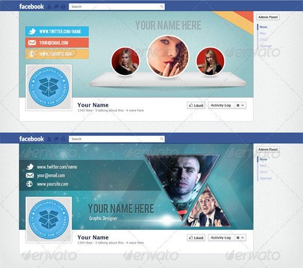 Facebook Timelines - Backgrounds Graphics