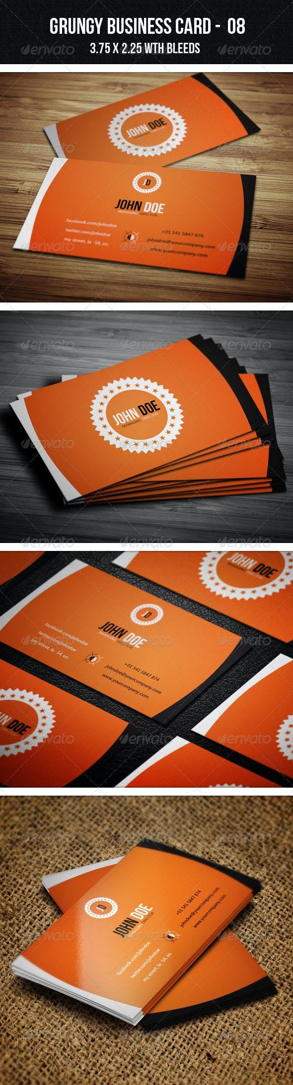 Creative Business Card - 08 - Creative Business Cards