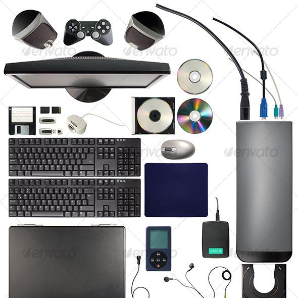 Computer Equipment Pack
