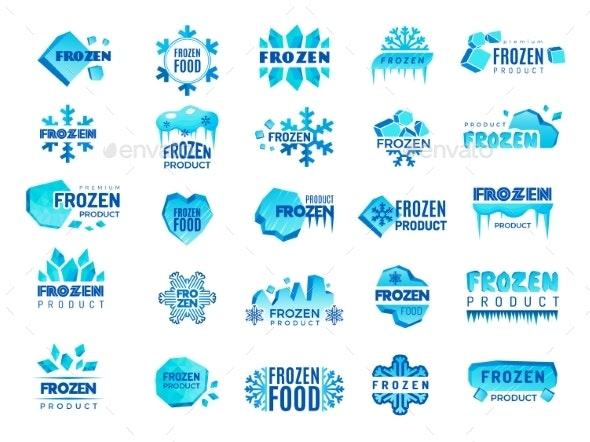 Frozen Product Logo - Miscellaneous Vectors