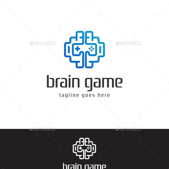 Brain Game Logo