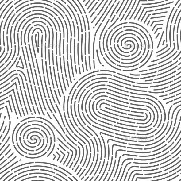 Seamless Finger Print