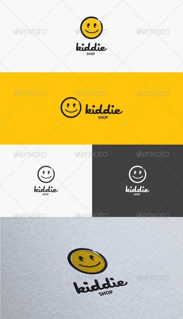 Kiddie Shop Logo - Humans Logo Templates