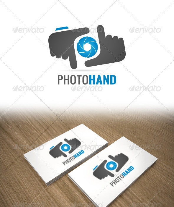 PhotoHand - Abstract Logo Templates