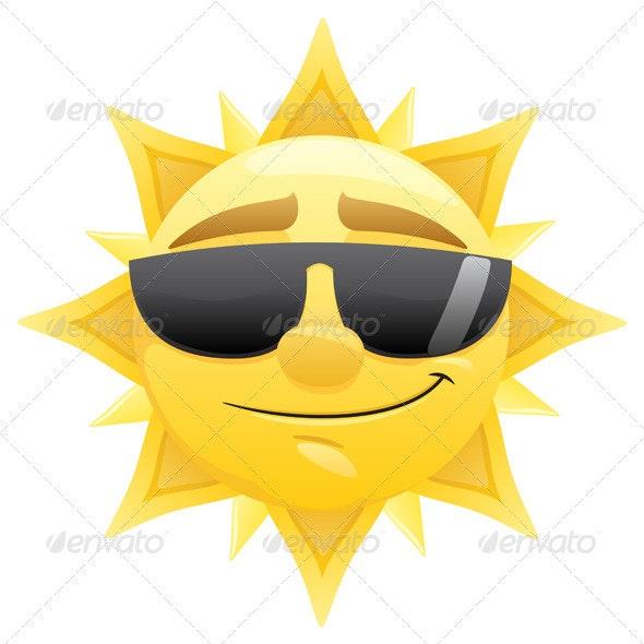 Sun - Characters Vectors