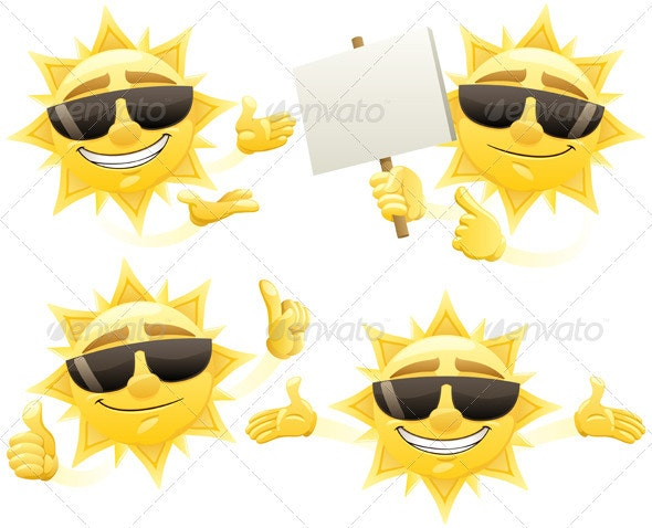 Sun Presenting - Miscellaneous Characters