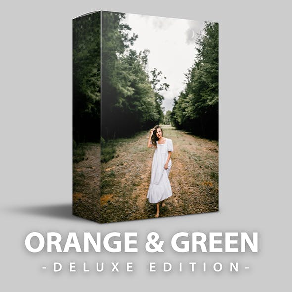 Orange & Green & Deluxe Edition for Mobile and PC