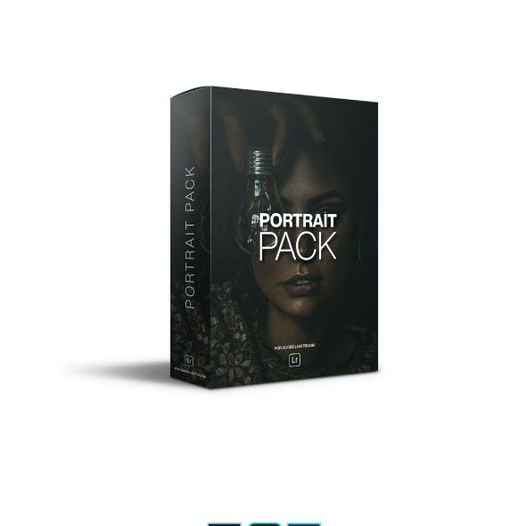 Portrait Retouch Lightroom Presets for Desktop and Mobile