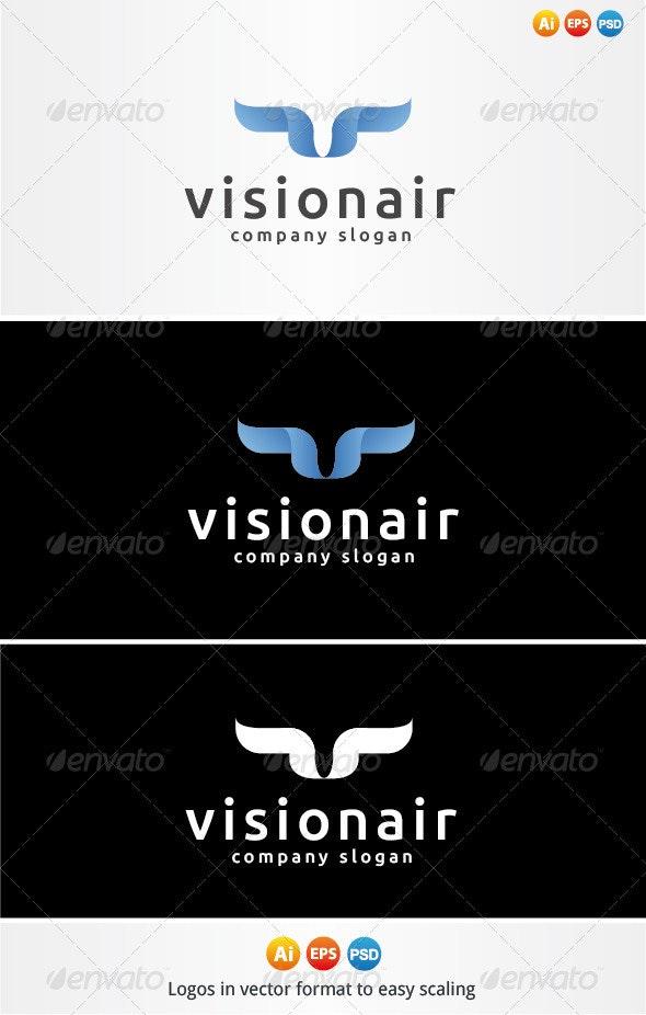 Vision Air Logo  - Symbols Logo Templates