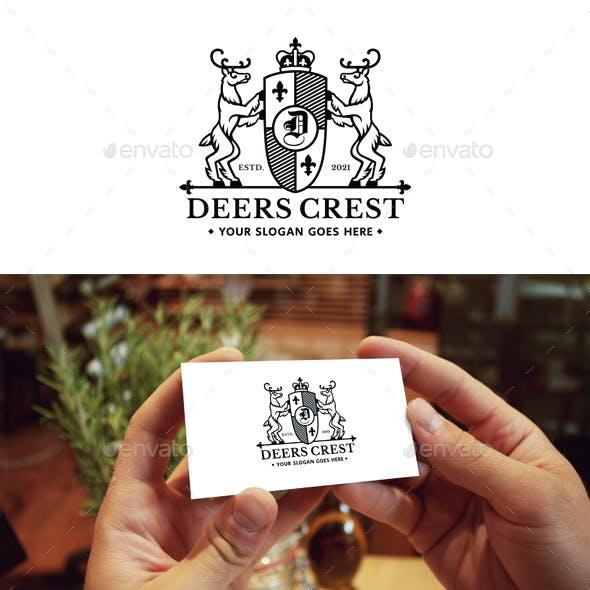 Deers Crest Logo