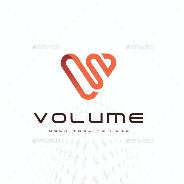 Volume Logo