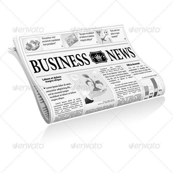 Newspaper Business News
