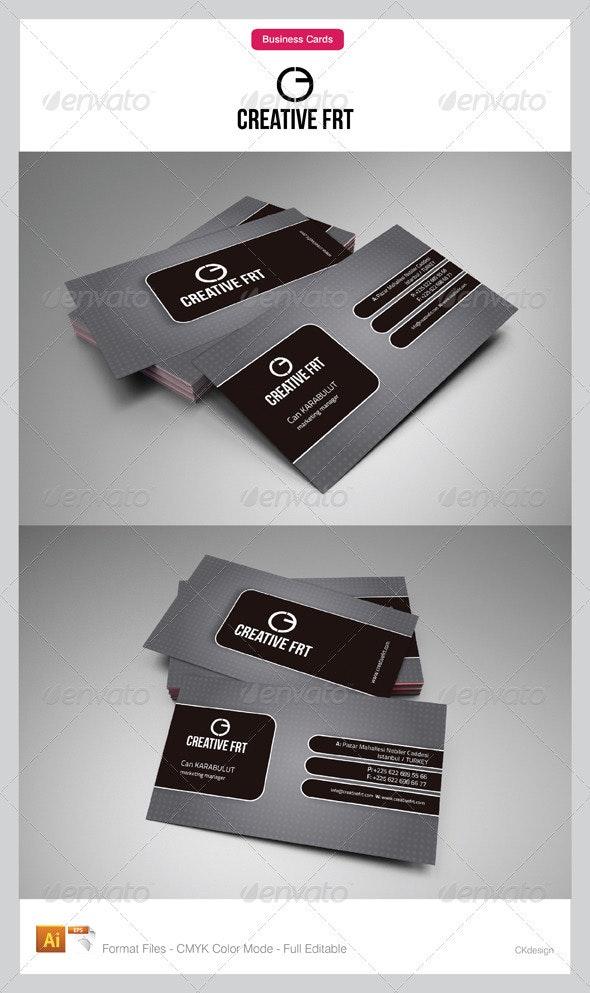 Corporate Business Cards 17 - Corporate Business Cards