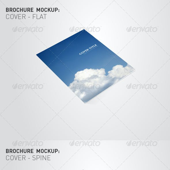 Brochure Mockup Visuals