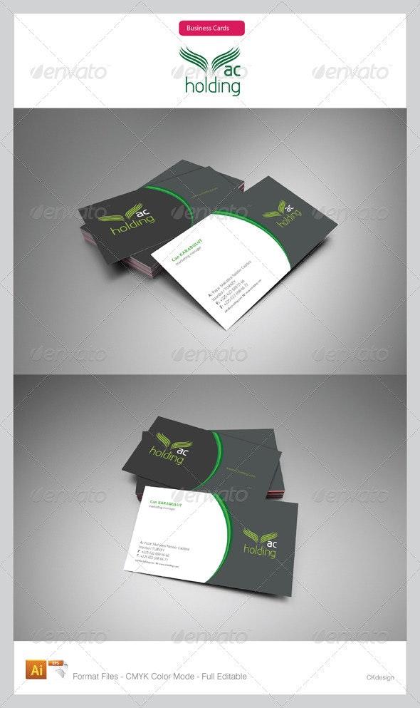 Corporate Business Cards - Corporate Business Cards