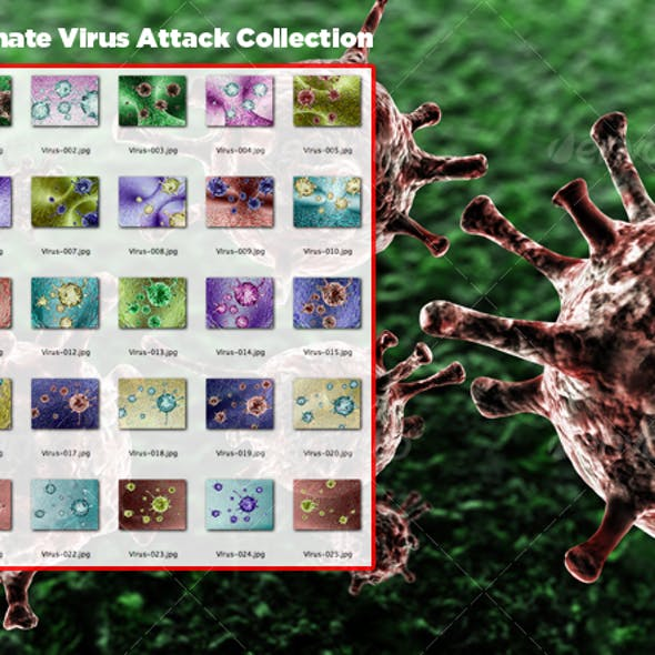 Ultimate Virus Attack Collection
