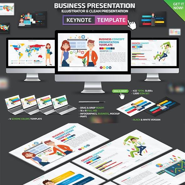 Business Keynote Presentation