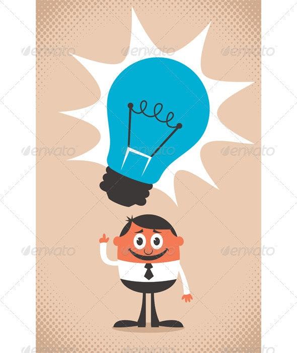 Good Idea - Characters Vectors
