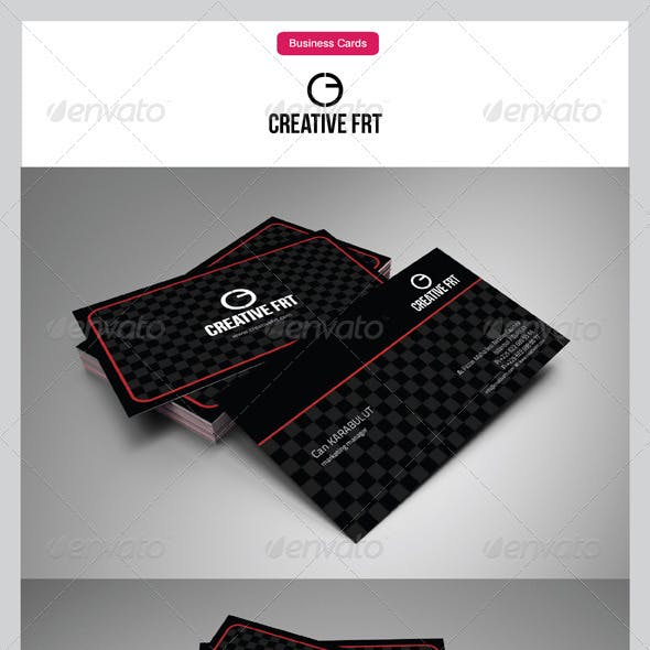 Corporate Business Cards 19