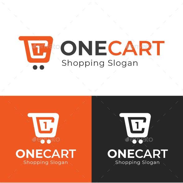 One Cart Shopping logo