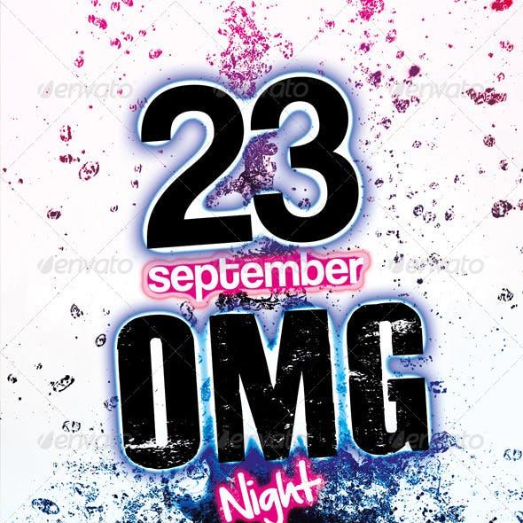 Omg Night Flyer