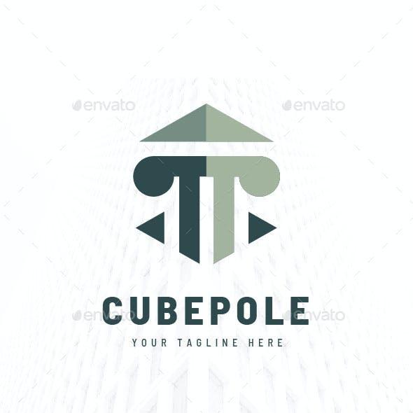 Cube Pole Logo