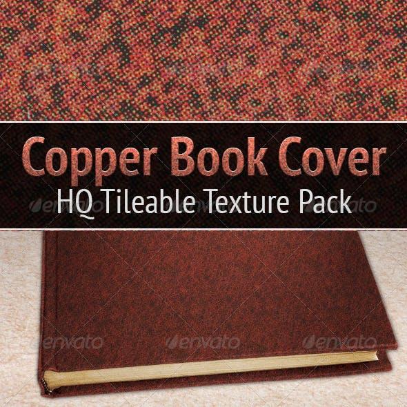 Copper Book Cover
