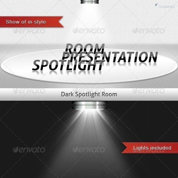 Spotlight Presentation Room