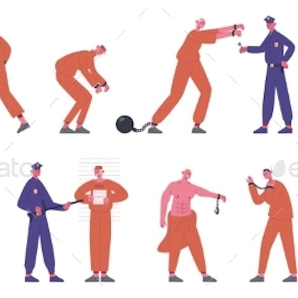 Inmates Characters
