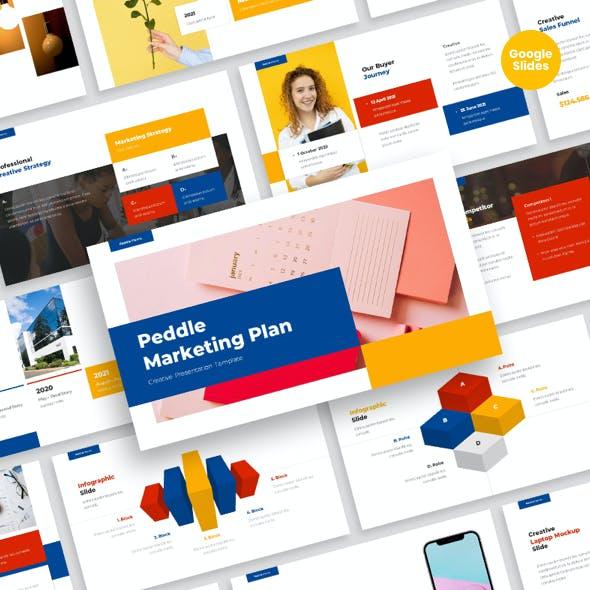Marketing Plan Google Slides Template