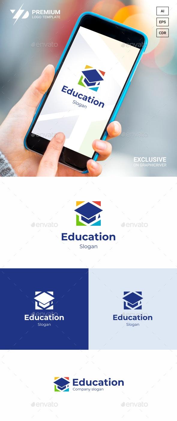 Education Logo - College Logo Templates