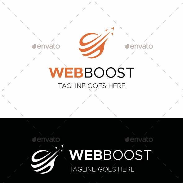 Web Logo - WEBBOOST