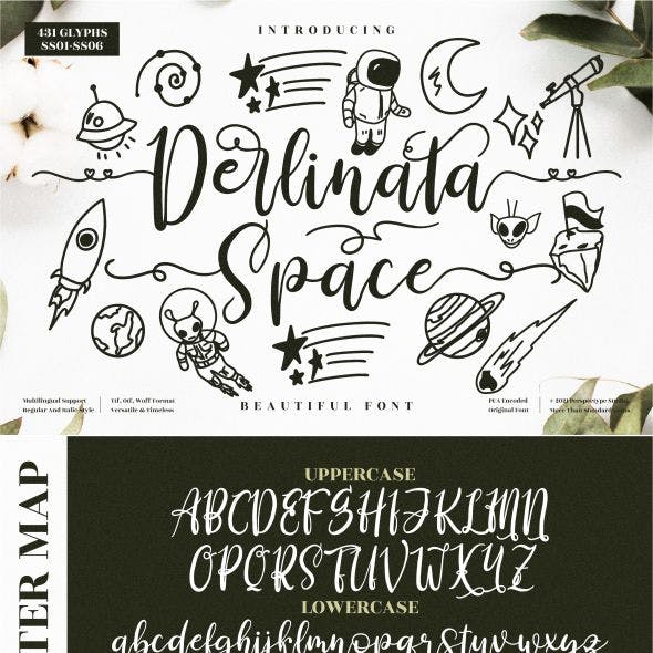 Derlinata Space