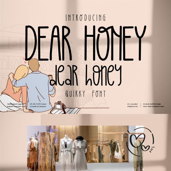 DEAR HONEY