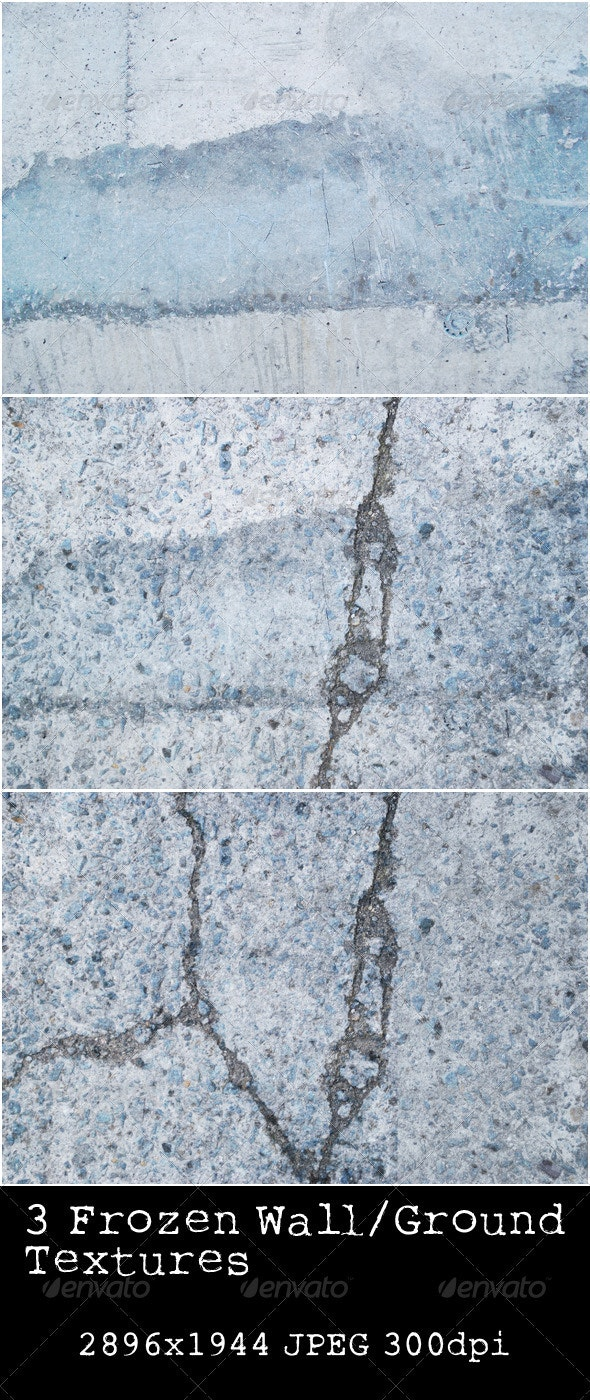 Frozen Textures - 3Pack - Miscellaneous Textures