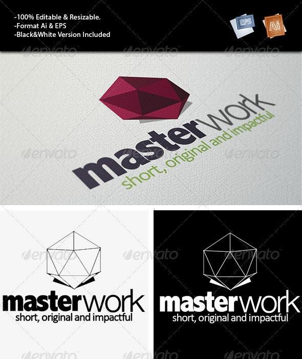 Master Work - Abstract Logo Templates