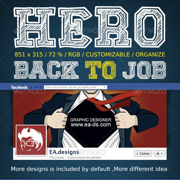 Hero Cover Fb