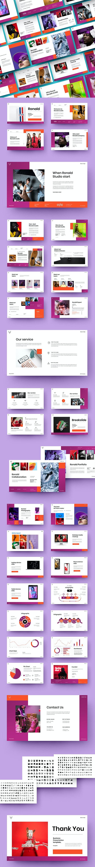 Ronald – Business Google Slides Template - Business PowerPoint Templates