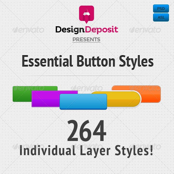 Essential Button Styles
