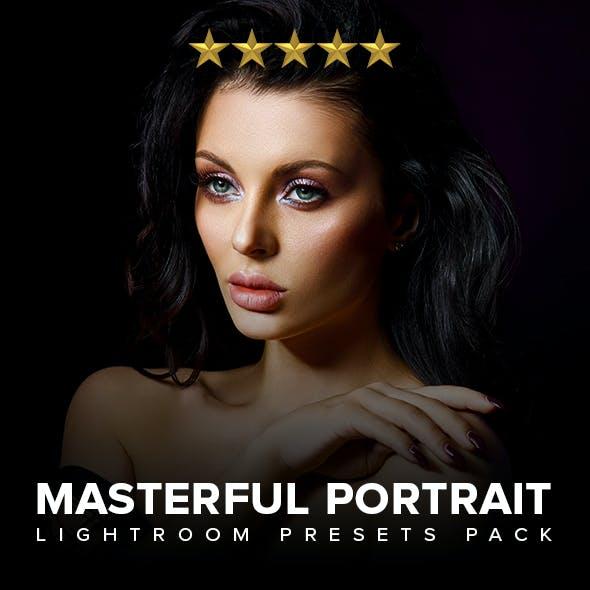 Masterful Portrait Lightroom Presets Pack