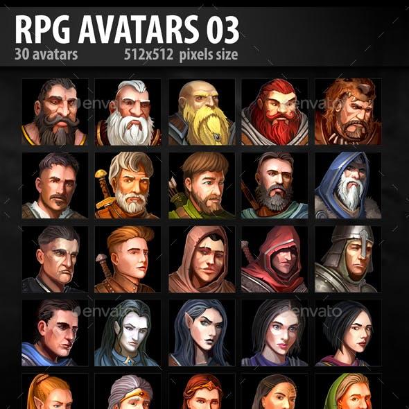 RPG Avatars 03