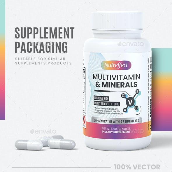 Multivitamin Supplement #2