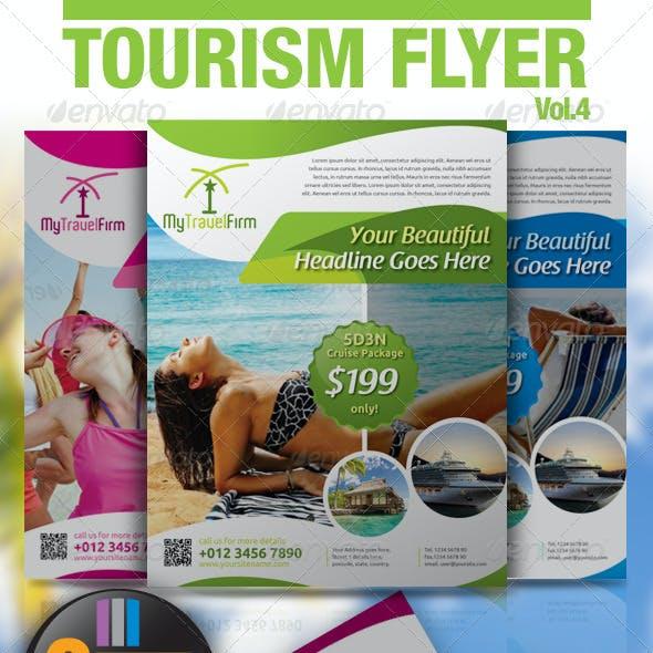 Tourism Flyer Vol.4